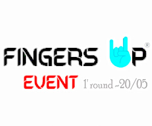 FingerUp Event Package B May 20 – June 02 300×250