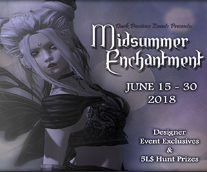 Midsummer Enchantment Package A June 17 – July 1 Ad 300×250