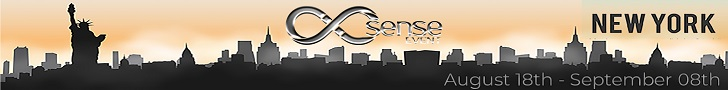 Sense Event Package S August 18 – September 1 728×90 Ad
