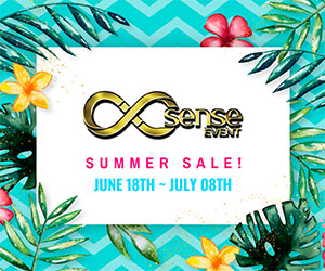 Sense Event Package A June 1 – July 17 300×250 Ad