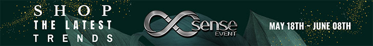 Sense Event Package S December 18 – December 31 728×90 Ad