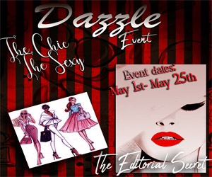 Palomma Casanova Dazzle Package B May 1st – May 31st