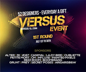 Versus Event Package A July 3 – July 17 300×250