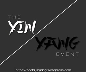 Yin Yang Event Package A April 15 – April 28