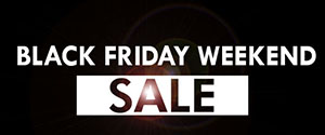 Black Friday Sale Weekend 2014