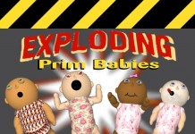 Exploding Primbabies by Serious Wood's Pranks and Accessories - teleporthub.com