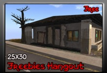 Freebies Hangout/Brick by Mortar Designs - teleporthub.com