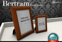 1 Prim Mesh with Two Bertram Picture Frames by estatica - Teleport Hub - teleporthub.com