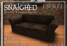 Sofa by Snatched - Teleport Hub - teleporthub.com