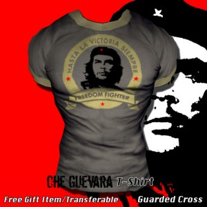Che Guevara T-Shirt v2 by Guarded Cross - Teleport Hub - teleporthub.com
