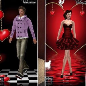 Valentine Group Gift for Men and Women by Ydea - Teleport Hub - teleporthub.com