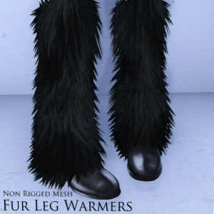 Fur Leg Warmers Group Gift by Coco Designs - Teleport Hub - teleporthub.com