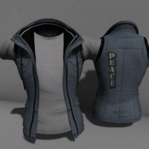 Vest With Shirt March 2013 Group Gift by Motivation - Teleport Hub - teleporthub.com