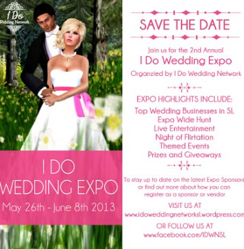 I Do Wedding Expo - Teleport Hub - teleporthub.com