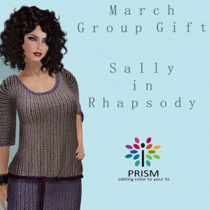 Sally in Rhapsody March 2013 Group Gift by Prism Designs - Teleport Hub - teleporthub.com