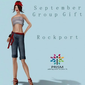Rockport Outfit September 2012 Group Gift by Prism Designs - Teleport Hub - teleporthub.com