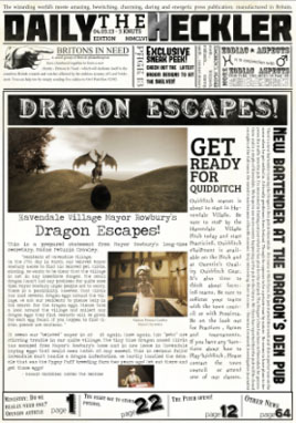 Havendale Village Dragon Egg Hunt - Teleport Hub - teleporthub.com