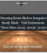 Dressing Room Skybox Bungalow X3 Full Perm by Vlad Blackburn - Teleport Hub - teleporthub.com