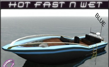 Hot Fast and Wet Power Boat 24 Hours Gift Only by MICHIGAN SHACK - Teleport Hub - teleporthub.com