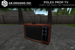 Polex Classic TV Prop by AB Designs Inc - Teleport Hub - teleporthub.com