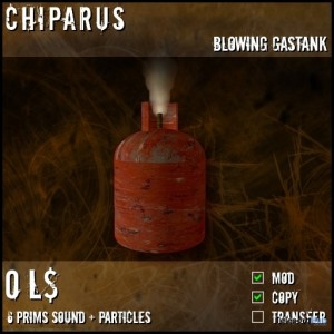 Chiparus Blowing Gastank by Tomarus Lednev - Teleport Hub - teleporthub.com