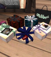 7 Gift Boxes Group Gift by Wishbox - Teleport Hub - teleporthub.com