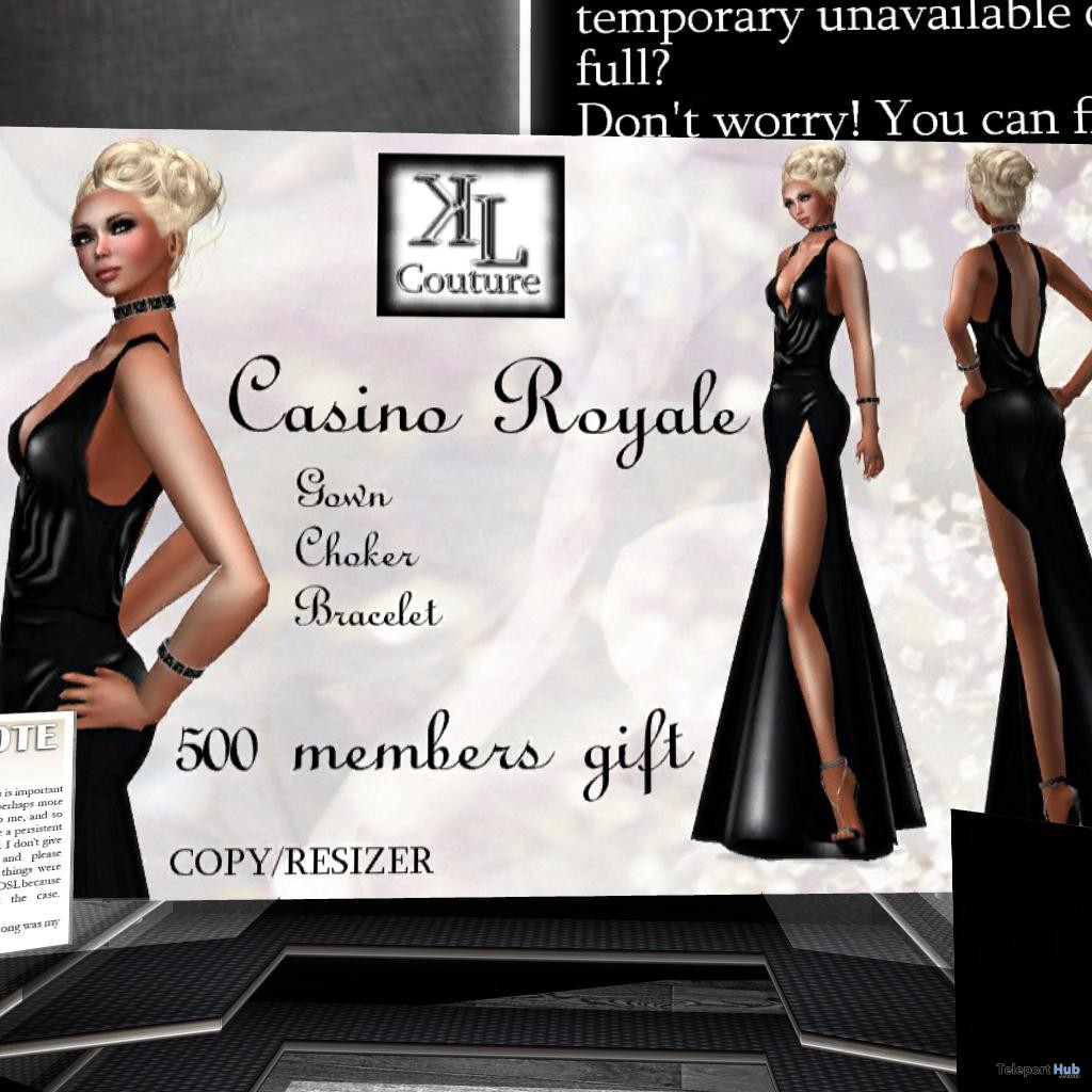 casino royale women
