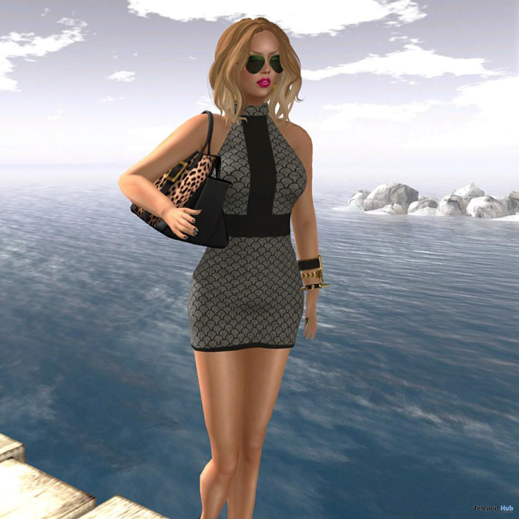 Take Me Out Dress Group Gift by Fashion Fears - Teleport Hub - teleporthub.com