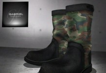 Snap Camouflage Boots Unisex Group Gift by Gabriel - Teleport Hub - teleporthub.com