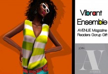 Vibrant Ensemble Outfit Group Gift by Loovus Dzevavor - Teleport Hub - teleporthub.com