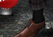 Wing Tip Low Cut Shoes Group Gift by Gabriel - Teleport Hub - teleporthub.com