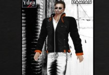Biker Outfit Damian Group Gift by Ydea - Teleport Hub - teleporthub.com