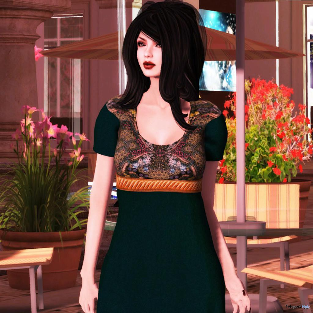 Abigail Dress by ghee - Teleport Hub - teleporthub.com
