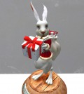 Albert Lapin Rabbit Santa Mesh Avatar by Coco Designs - Teleport Hub - teleporthub.com