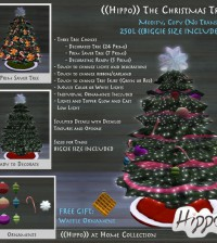 The Christmas Tree by Hippo - Teleport Hub - teleporthub.com