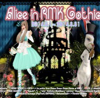 Alice in RMK Gothic Hunt - Teleport Hub - teleporthub.com