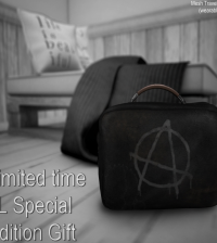 Travel Case Special Edition 1L Limited Time Promo by Apple May Designs - Teleport Hub - teleporthub.com