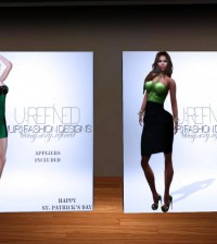 Two Dresses Group Gifts by U:Refined - Teleport Hub - teleporthub.com