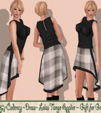 Cadency Dress Group Gift by ArisAris - Teleport Hub - teleporthub.com