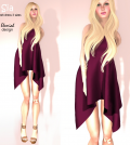 Sia Mesh Dress Gift by Elemiah Design - Teleport Hub - teleporthub.com