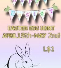 Easter Egg Hunt by WASTELAND EVENTS - Teleport Hub - teleporthub.com