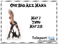 One Bad Azz Mama - Teleport Hub - teleporthub.com