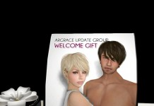 Hair for Both Male and Female Subscriber Gift by ARGRAGE - Teleport Hub - teleporthub.com