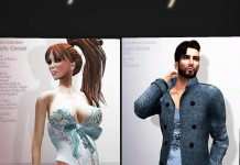 Dolly Corset and Coat Jacket Group Gift by AsHmOoT - Teleport Hub - teleporthub.com