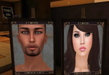 Four Shapes and Skins for Male and Female Group Gift by Curves - Teleport Hub - teleporthub.com
