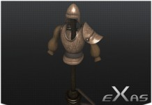 Scripted Training Dummy Full Perm by ExAS - Teleport Hub - teleporthub.com