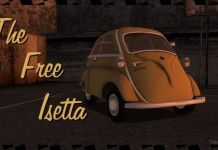 Isetta Car by R-Production - Teleport Hub - teleporthub.com