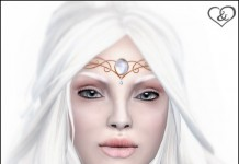 White Queen Skin by A&A - Teleport Hub - teleporthub.com