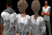 Outfits for Men and Women May 2014 Group Gift by Wolves Land - Teleport Hub - teleporthub.com
