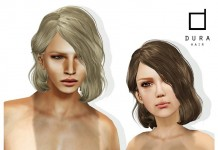 4 Year Anniversary Hair for Male and Female Group Gift by DURA - Teleport Hub - teleporthub.com